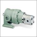組合泵浦-定量葉片泵浦+外齒輪泵浦 - VCM-150T/EGB
