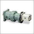 組合泵浦-定量葉片泵浦+外齒輪泵浦 - VCM-50T/EGA