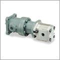 組合泵浦-定量葉片泵浦+外齒輪泵浦 - VCM-50T/EGB